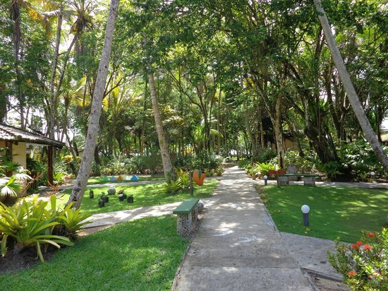 Hotel Praia do Encanto: Dependências