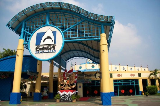 Sea World : gerbang SeaWorld