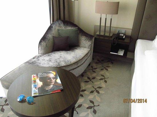 Pullman Munich: room