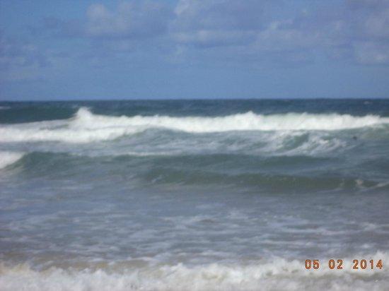 Rezende Baech: praia do resende