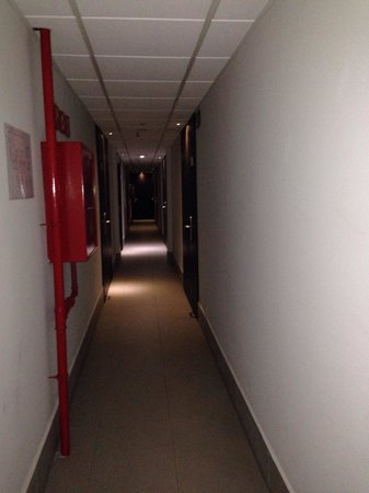Hotel Auto Hogar: Corridoio
