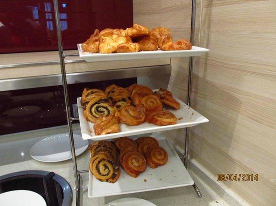 Pullman Munich: breakfast