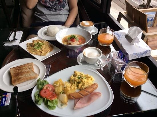 Inn A Day : breakfast- homemade style