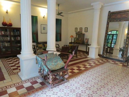 The Pavilion: Lobby/lounge