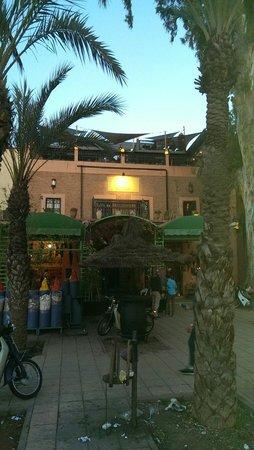 Kosy Bar : Eingang