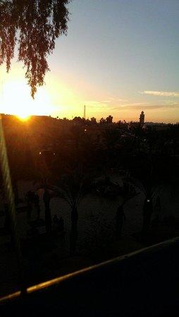 Kosy Bar : Sonnenuntergang