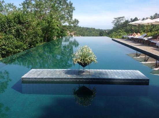 Alila Ubud: het prachtige zwembad