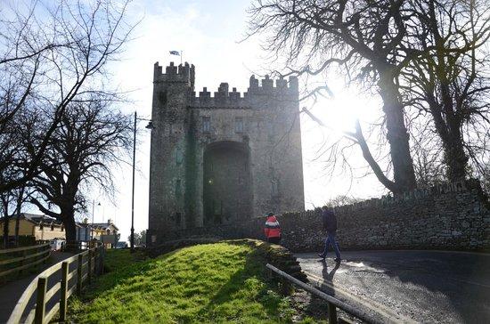 Bunratty Castle : castle