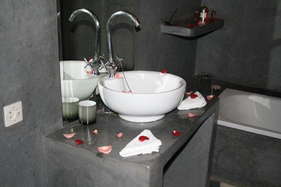 Riad Elizabeth: Olivia bathroom