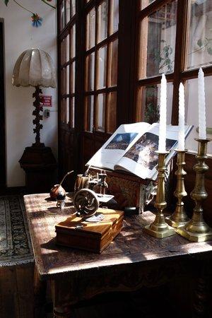 Hotel Casa San Marcos: Sunroom