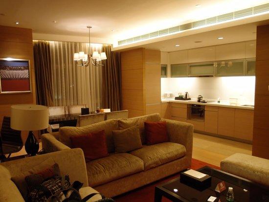 Fraser Suites Chengdu : 2BR apt