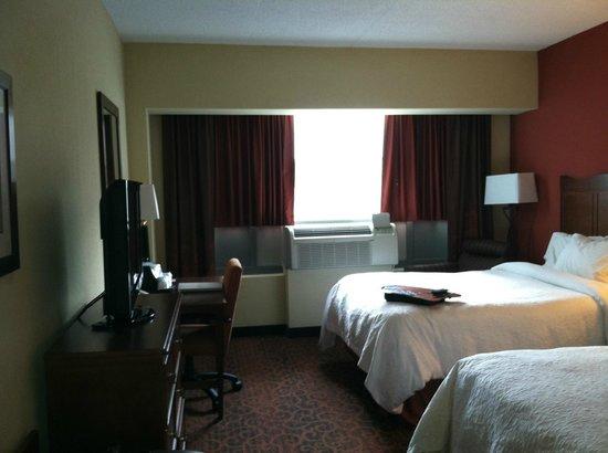 Hampton Inn Philadelphia Center City - Convention Center: Room 212