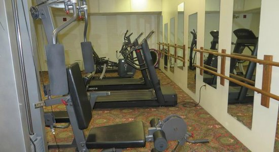 Voyageur Inn and Conference Center: Healthclub