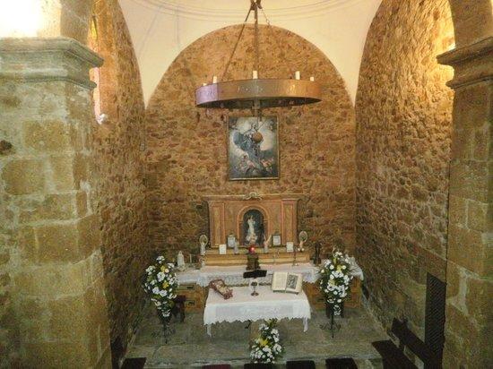 El Ermitaño: capilla
