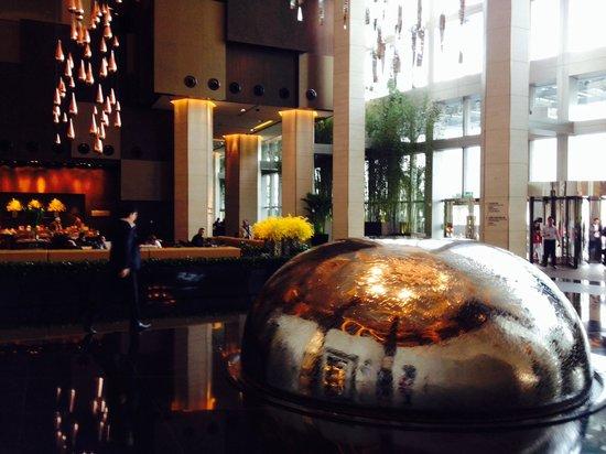 Grand Hyatt Macau : Main lobby