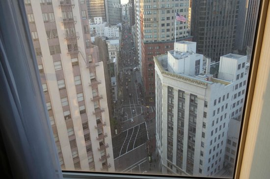 Park Central Hotel San Francisco: View from room
