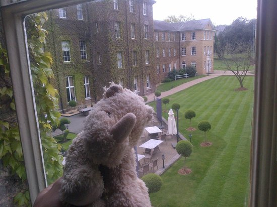De Vere Beaumont Estate: View from function room