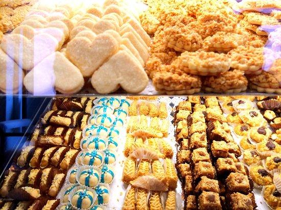 Patisserie Amandine Marrakech : Patisseries marocaines