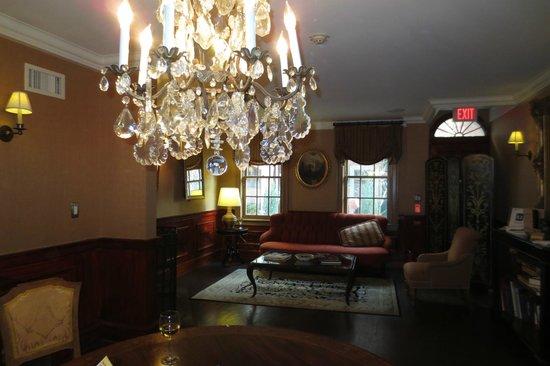 Rittenhouse 1715, A Boutique Hotel: Hotel's lounge