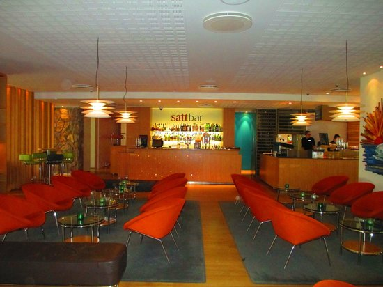 Icelandair Hotel Reykjavik Natura: Lounge area