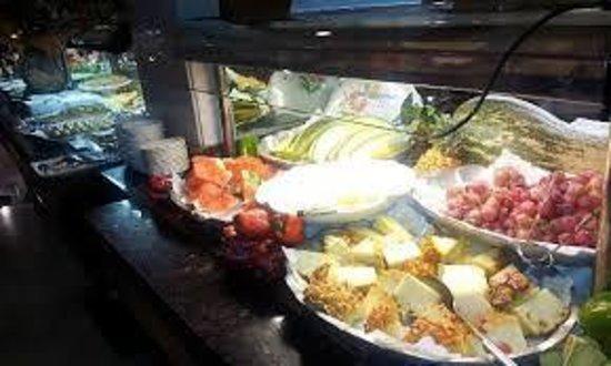 MUR Hotel Neptuno Gran Canaria: buffet