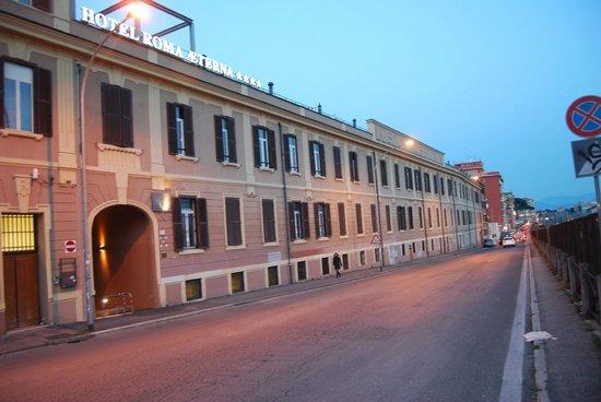 Eurostars Roma Aeterna: The hotel