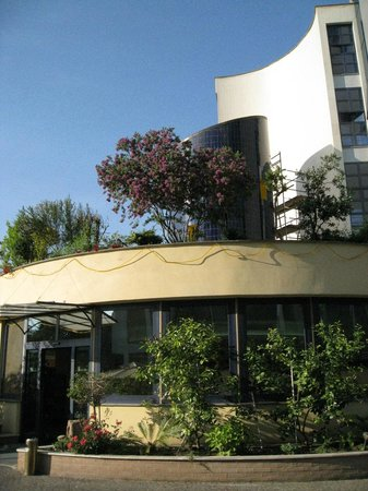 BEST WESTERN Blu Hotel Roma: Блу отель 2