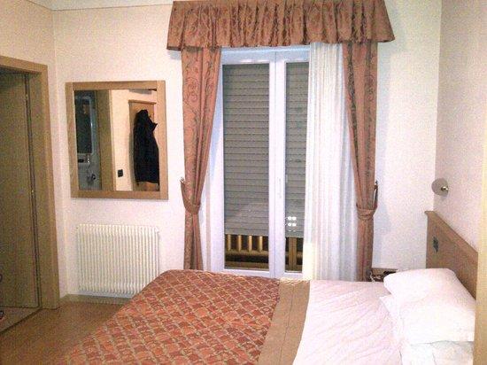 Dolomiti Hotel Olimpia: la mia stanza