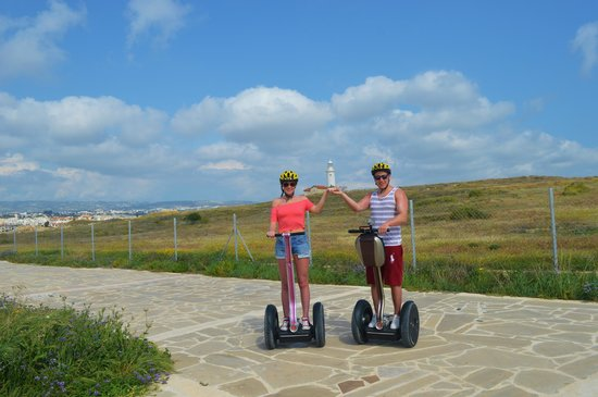 The King Jason Paphos: Paphos Segway Tour