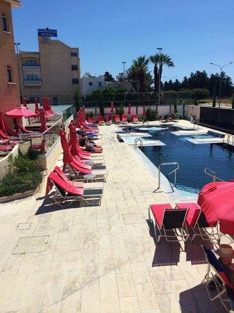 The King Jason Paphos: Hydro-pool