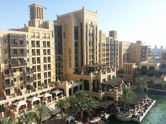 Jumeirah Mina A'Salam: View from balcony