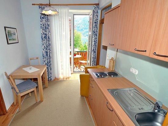 Villa Marienhof: Kleines Appartement / Küchenzeile