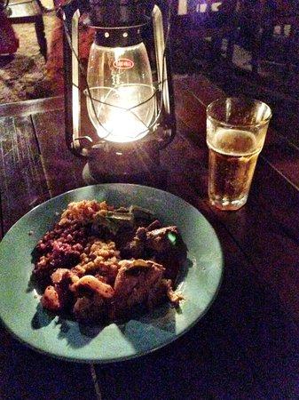 Nuga Gama at Cinnamon Grand Colombo: Country style buffet dinner