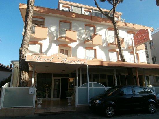 Hotel Aurelia: l'hotel