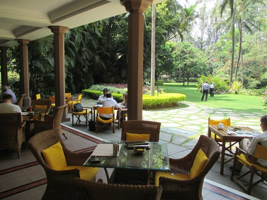 Polo Bar Picture Of The Oberoi Bangalore Bengaluru