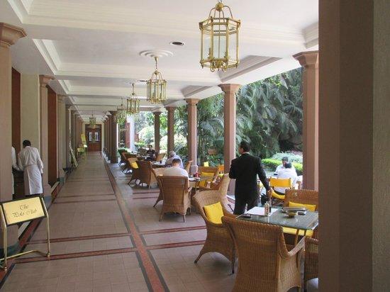 The Oberoi, Bengaluru: Polo Bar