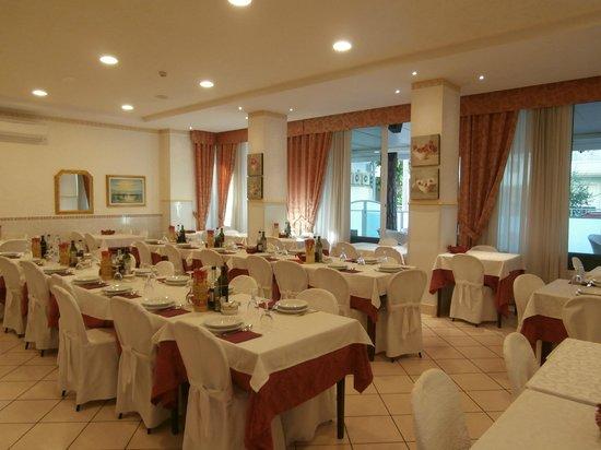 Hotel Aurelia: sala da pranzo