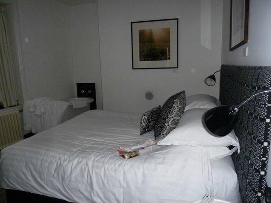 Manorhaus Llangollen : our bedroom