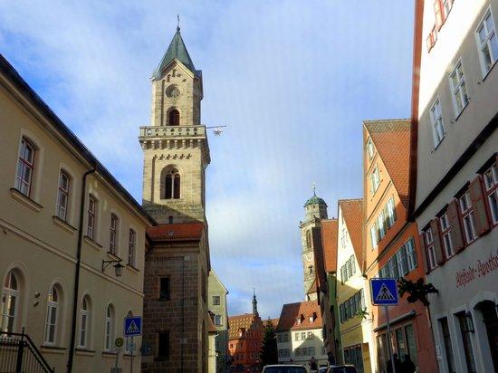 Old Town : Dinkelsbühl