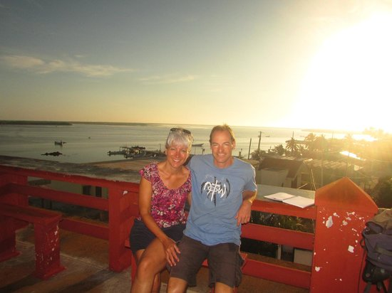 Hotel San Felipe: A great place for sunrises or sunsets