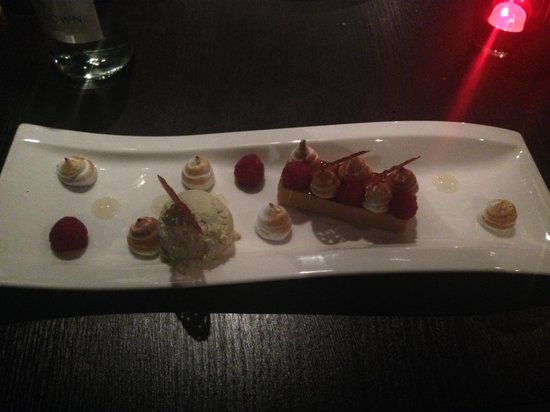 Brooklands Hotel: Pudding