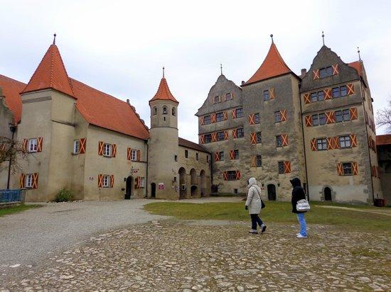 Harburg Castle: Castelo de Harburg