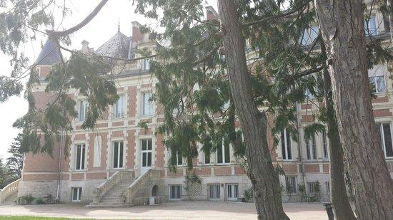 Hôtel Club Vacanciel La Ferté-Imbault : Château