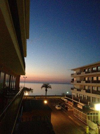 Smartline Anba Romani Hotel : Sunrise view from our balcony