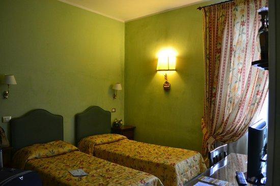 Villa Piccola Siena: camas