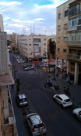 Shamai Suites: Jerusalem
