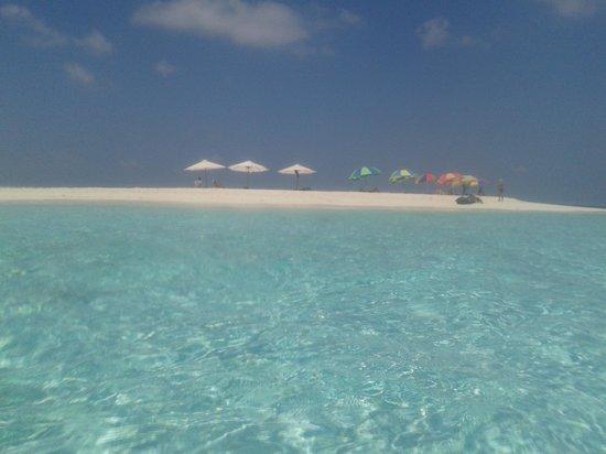 Maafushi Island: SEXY BEACH