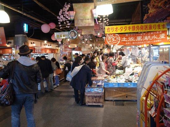 Hirome Ichiba: 物販も少しあります