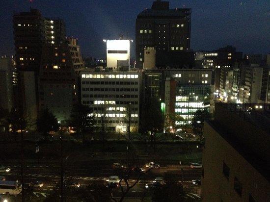 ANA Crowne Plaza Hiroshima : Night view