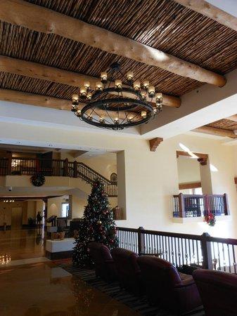 JW Marriott Tucson Starr Pass Resort & Spa : Lobby area